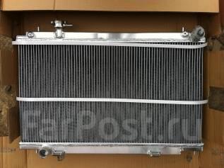 Радиатор охлаждения двигателя. Infiniti G35 Nissan Skyline, V35 Nissan 350Z
