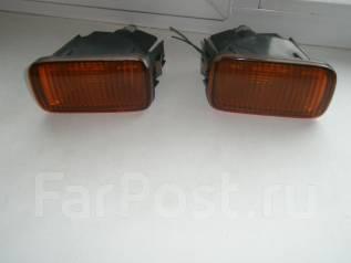 Повторитель поворота в бампер. Nissan Skyline, BNR34, ENR34, ER34, HR34
