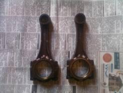 Продам два шатуна для тойоты двигатель 4А. Toyota Corona, 190 Двигатели: 4AGELU, 4AL, 4ALC, 4AGEU, 4AFE, 4AF, 4A