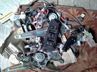 Стеклоподъемный механизм. Toyota Corolla Fielder, NZE121, NZE121G Toyota Corolla, NZE121 Двигатель 1NZFE