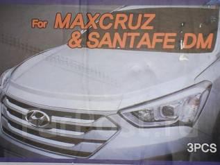 Дефлектор капота. Hyundai Maxcruz