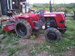 Shibaura. Продам трактор в наличии фреза. плуг. новая резина