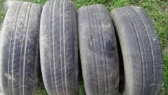 Продам 5 колес на дисках, размер 195/65 R15 б/у. x15 5x114.30 ЦО 114,0мм.