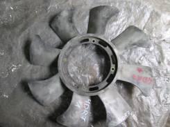 Крыльчатка. Mitsubishi Canter Двигатель 4DR7