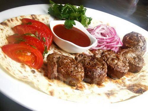 Блюда из мяса, мясных продуктов.
