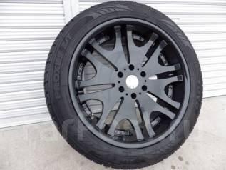 305/40R22 Toyo на чёрном литье 6х139,7 б/п. 9.5x22 6x139.70 ET20