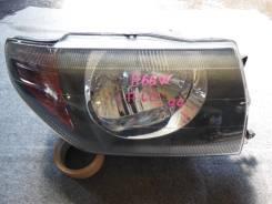 Фара. Mitsubishi Pajero iO, H66W