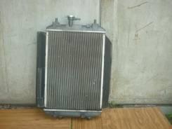 Радиатор охлаждения двигателя. Toyota bB, QNC20 Двигатель K3VE
