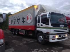 Isuzu Giga. Исузу гига, 12 500 куб. см., 15 000 кг.