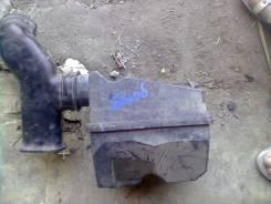 Резонатор воздушного фильтра. Nissan Bluebird, HNU14 Двигатель SR20DE