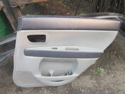 Обшивка крышки багажника. Mazda Demio