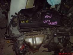 Двигатель. Nissan March Двигатели: CR12DE, CR12