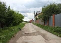 Земельный участок под строительство дома. 15 соток ИЖС в городе. 1 500 кв.м., собственность, электричество, вода, от частного лица (собственник)