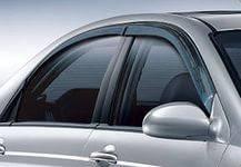 Ветровик на дверь. Volkswagen Polo