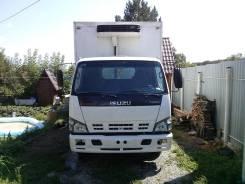Isuzu NQR. Продам Реф 5 тонн Новосибирск, 5 193куб. см., 5 000кг., 4x2