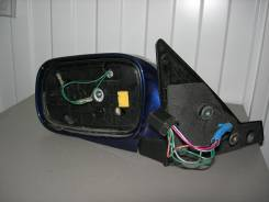 Зеркало заднего вида боковое. Subaru Impreza, GG9