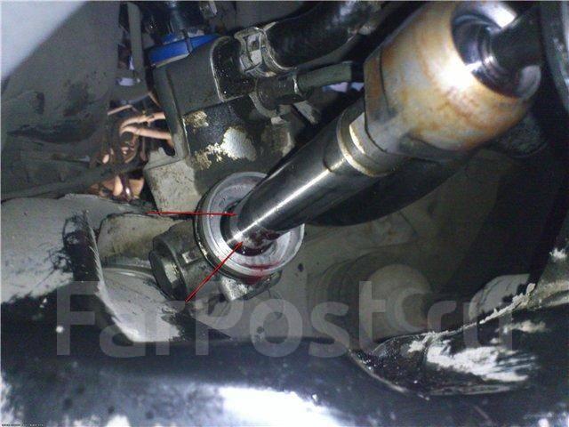 Ремонт рулевых реек и рулевых колонок с гарантией. Ремонт ходовой части