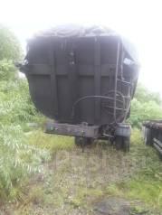 Korea Trailer Dump Chassis. Самосвальный полуприцеп 2002г. 40тон., 31 000 кг. Под заказ