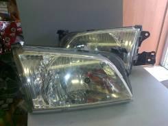 Фара Mazda Demio DW3W хрусталь 2-я модель №P1001