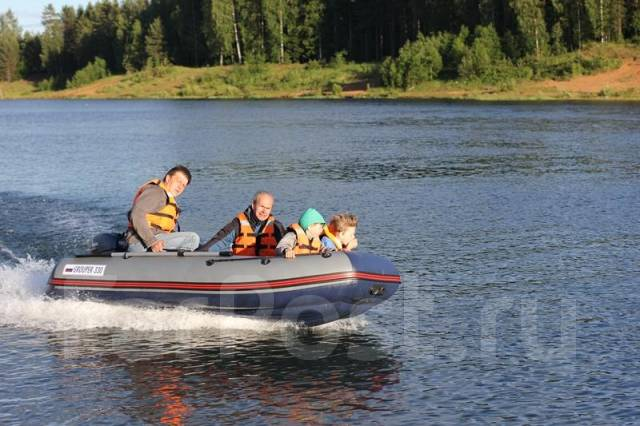 лодка 330 групер
