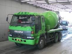 Кабина на миксер Исузу 1992г 10PD1. Isuzu