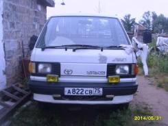 Toyota Lite Ace. Продам или обменяю, 2 000куб. см., 1 000кг., 4x4