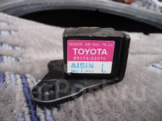 Датчик airbag. Toyota Cresta, GX100 Двигатель 1GFE