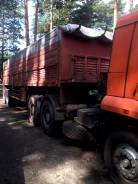 Камаз 6460. , 360 куб. см., 26 000 кг.