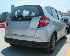 Губа. Honda Jazz Honda Fit