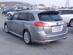 Обвес кузова аэродинамический. Subaru Legacy