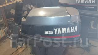 Yamaha. 20,00л.с., 2х тактный, бензин, нога S (381 мм), Год: 1999 год