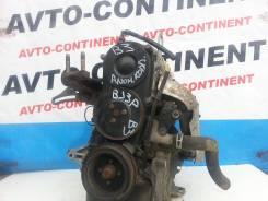 Коллектор выпускной. Mazda Familia, BJ3P Двигатель B3