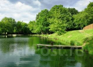 Участок в продаже. Земля 10 соток у реки окружен лесом. 1 000 кв.м., собственность, электричество, вода, от частного лица (собственник)