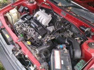 Toyota Starlet. 1N