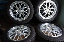 ASA Wheels. 7.0x17, 5x114.30, ET52