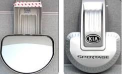 Зеркало двери багажника. Kia Sportage