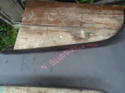 Панель салона. Nissan Bluebird, EU14 Двигатель SR18DE