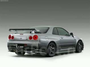 Бампер. Nissan Skyline GT-R, BNR34