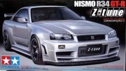 Обвес кузова аэродинамический. Nissan GT-R Nissan Skyline, HR34, BNR34, ENR34, ER34