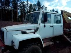ГАЗ 33091. Автовышка на базе ГАЗ-3309, 4 750куб. см., 18,00м.