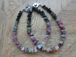 Комплект браслет и ожерелье.