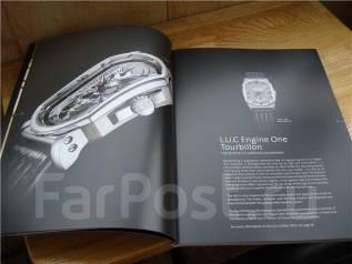 Коллекция каталогов часов крутых и известных марок.