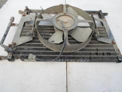 Радиатор кондиционера. Mitsubishi Delica, P35W Двигатель 4D56