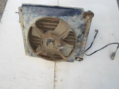 Радиатор охлаждения двигателя. Mitsubishi Delica, P35W Двигатель 4D56