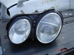 Фара. Mercedes-Benz CL-Class, 215 Двигатель 113