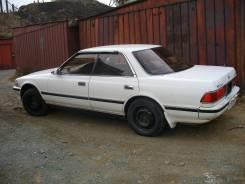Toyota Mark II. GX81, 1GGE