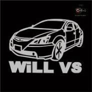 Наклейка. Toyota WiLL Vi Toyota WiLL VS