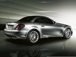 Спойлер. Mercedes-Benz