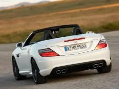 Спойлер. Mercedes-Benz SLC-Class, R172 Mercedes-Benz SLK-Class, R172