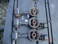 Подушка двигателя. Nissan Wingroad, Y12 Двигатель HR15DE